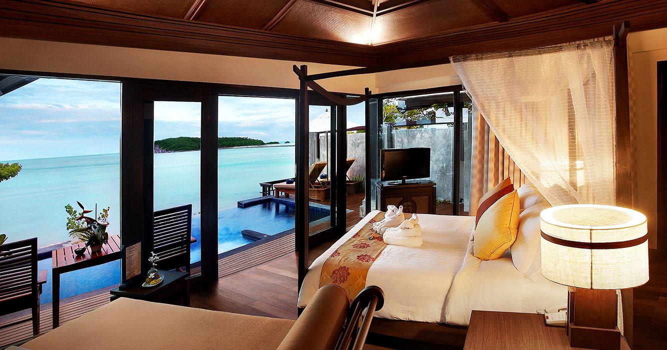 Hotel Samui Buri Beach Resort Spa