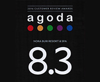 Agoda 2016 customer review awards