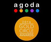 Agoda Gold Circle Award 2016