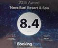 Booking.com 2015 Award